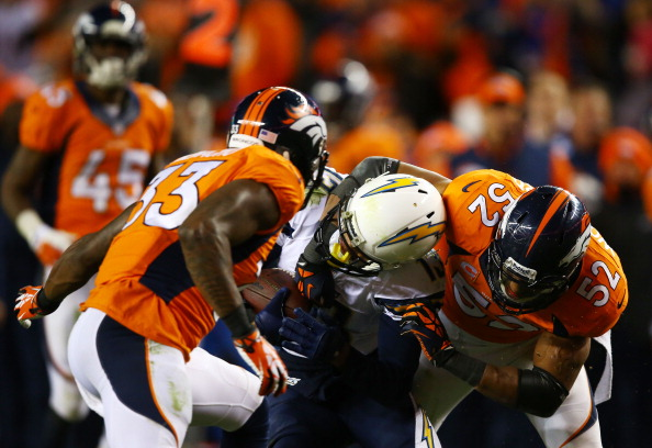 Broncos Top Chargers 24-17, Set For Pats In AFC Title Game