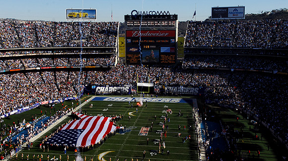Chargers To Stay At Qualcomm Stadium for 2014