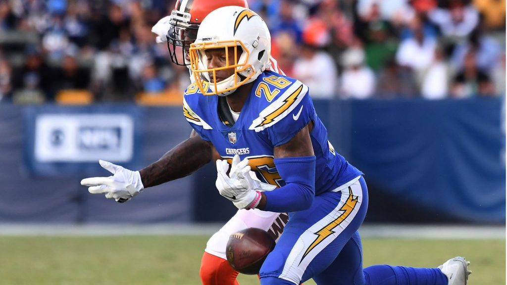 Video Chargers Cb Casey Hayward On Rookie Derwin James